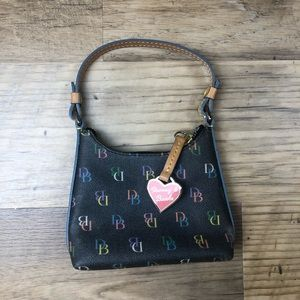 Dooney & Bourke Signature Mini Bag